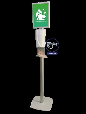 Desinfectiezuil Automatische Dispenser PRO