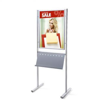 Infobord Design Standaard A1