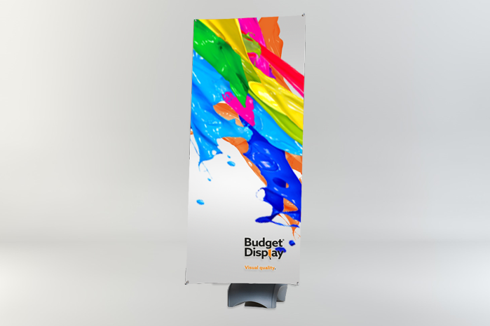 Outdoor Displaybanner